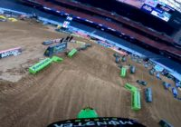 Supercross : la piste de Houston III avec Adam Cianciarulo