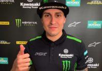 Ivo Monticelli aux côtés de Romain Febvre chez Kawasaki KRT