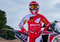 Les nouvelles couleurs du team Maddii Racing Fantic