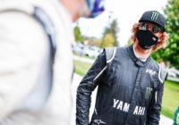Adrien Van Beveren au rallye du Touquet… sur 4 roues