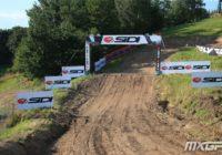 MXGP : la piste de Loket avec Jeremy Van Horebeek