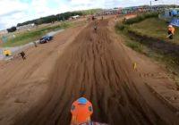 MXGP : la piste de Lommel à bord de la KTM de Liam Everts