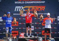Mondial Junior de motocross à Megalopolis : le résumé vidéo