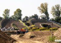 Photos : le circuit de Mantova prêt à accueillir le Motocross des Nations