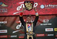 Brad Freeman champion du monde EnduroGP